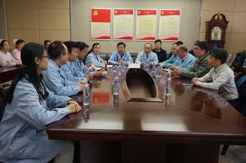 西安高新医院特邀台湾著名教授邱正安、林俊彣来院讲授和示范冠脉慢性完全闭塞(CTO)前沿治疗技术