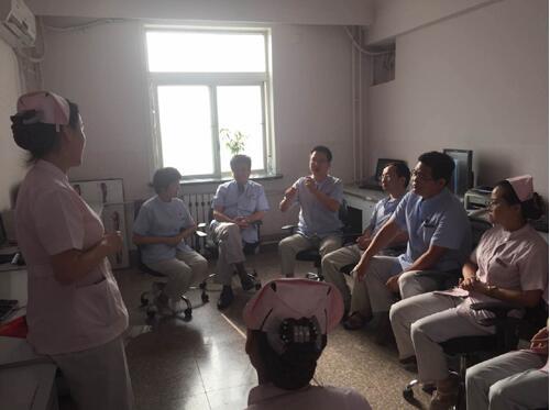 西安高新医院骨一科开展控制院内感染专项培训